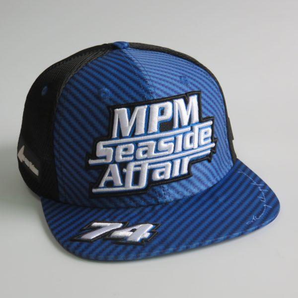 MPM-seaside-affair-SnapBack-cap-front
