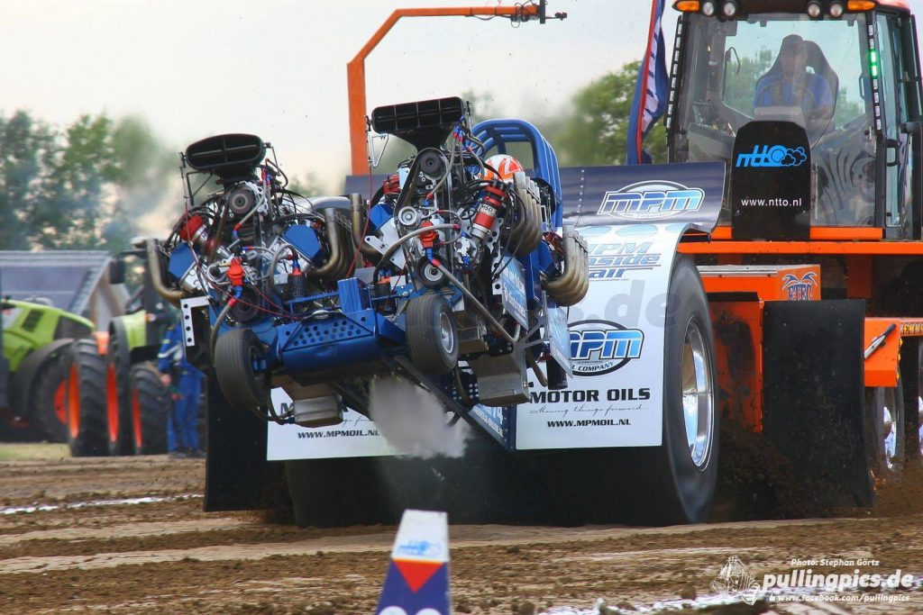 mpm seaside affair tractor pulling loerbeek modifieds